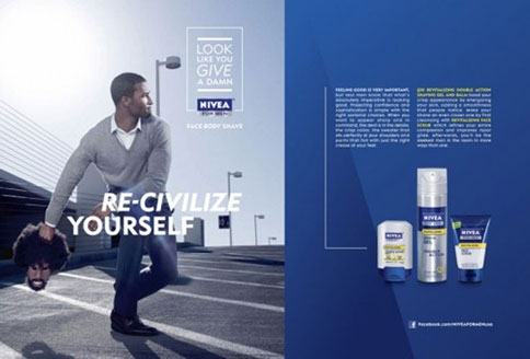 Nivea racist advert