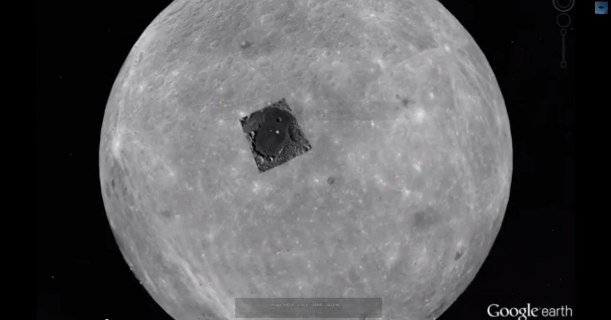Mysterious object identified on lunar surface