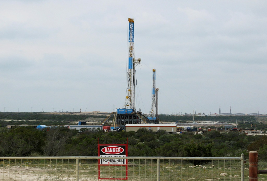 Shale Oil Prospecting in Texas, US