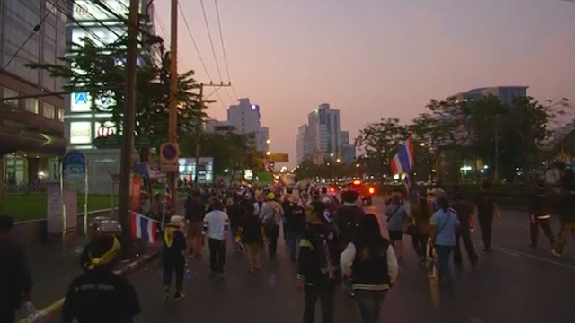 Thai Government Imposes State Of Emergency in Bangkok
