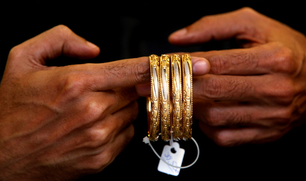 Gold Bangle Karachi Pakistan