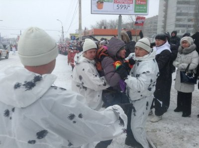 Russian LGBT activist arrested