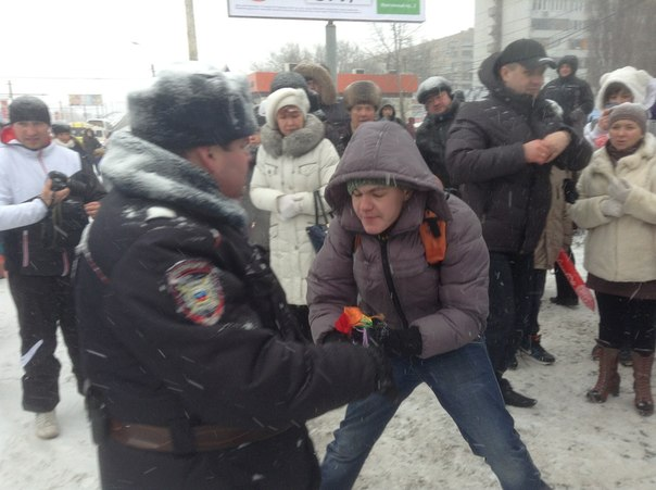 Lebedev arrested