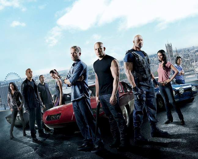 Cast of Fast and Furious film franchise