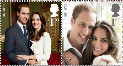 William and Kate engagement pictures