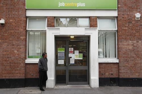 UK job centre