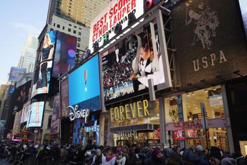 New York advertising