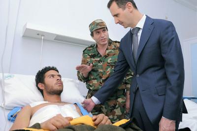 assad hospital