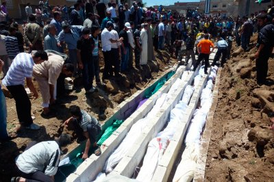 syria burial