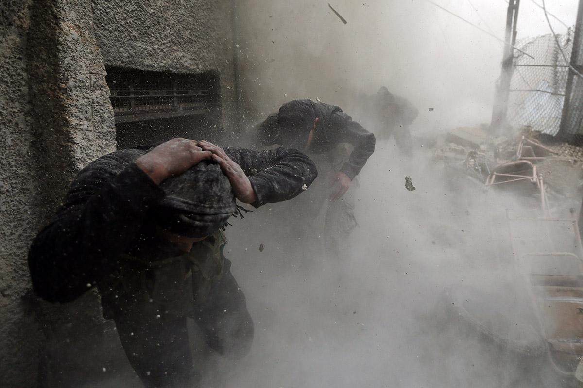 syria take cover