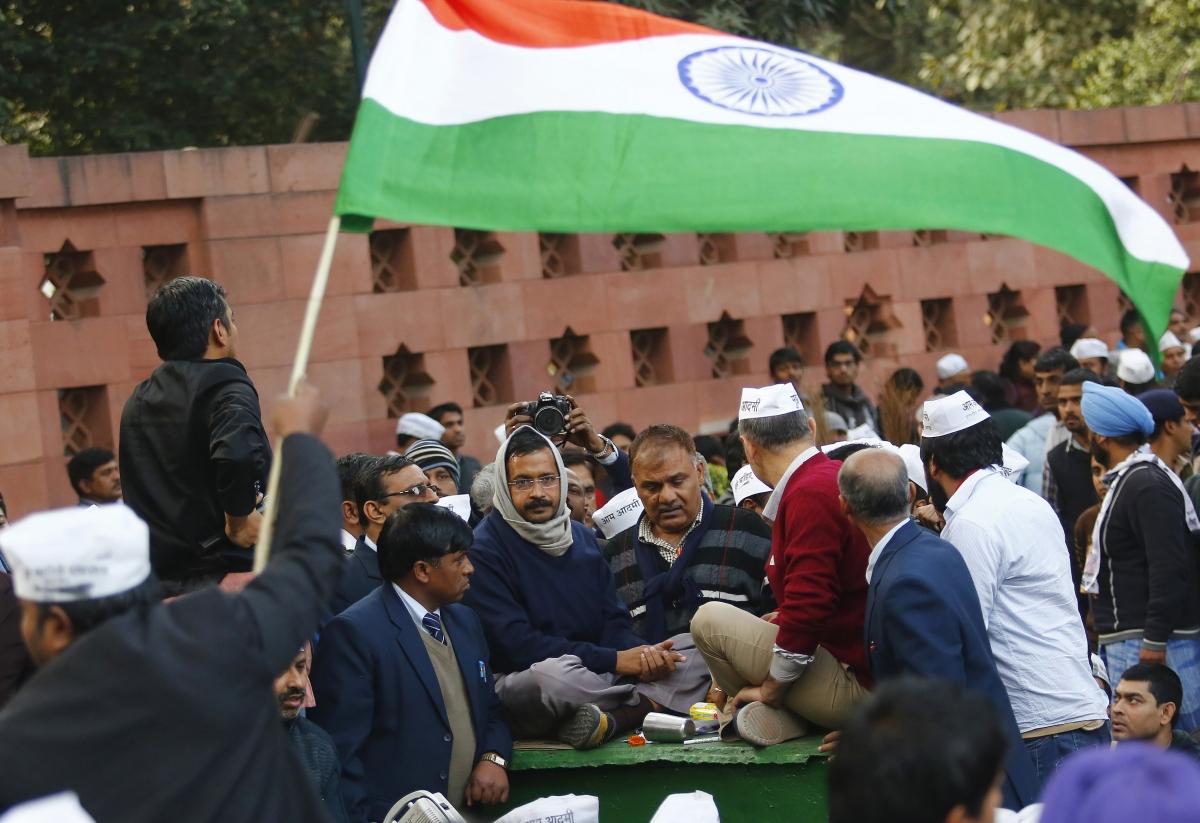 Delhi alleged racial profiling