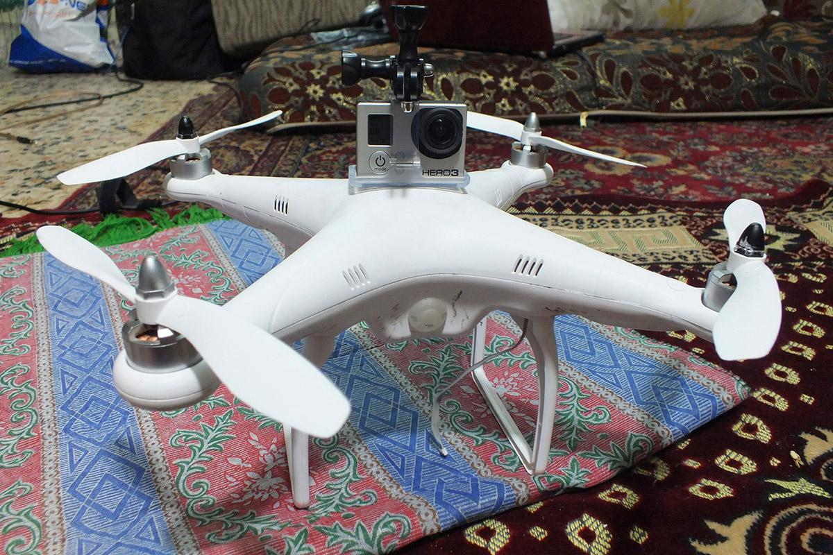 syria drone
