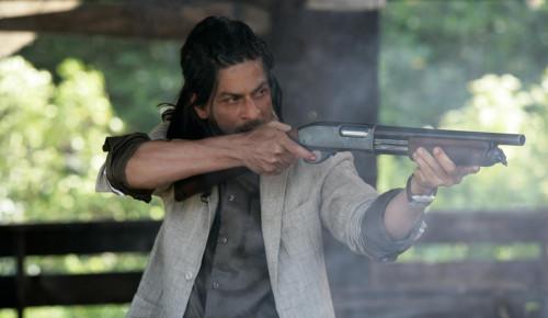 Shahrukh Khan in Don 2