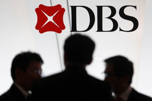 DBS Group Logo