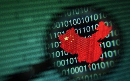 China Internet Outage