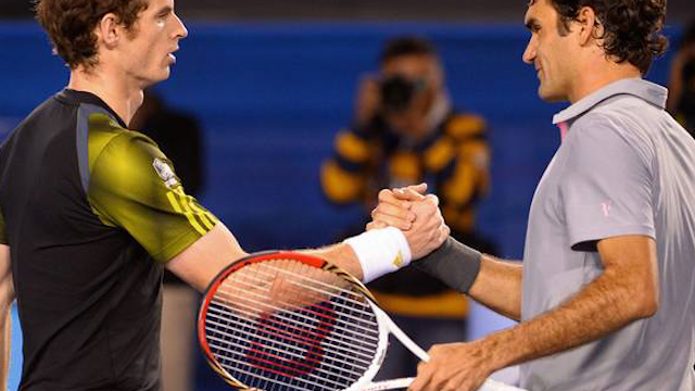 Federer Puts Down Murray to Book Nadal Semi-Final
