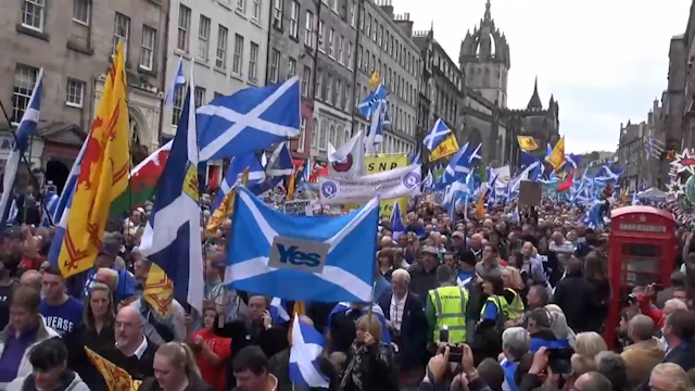 Scottish Independence Voters Could Swing for £500