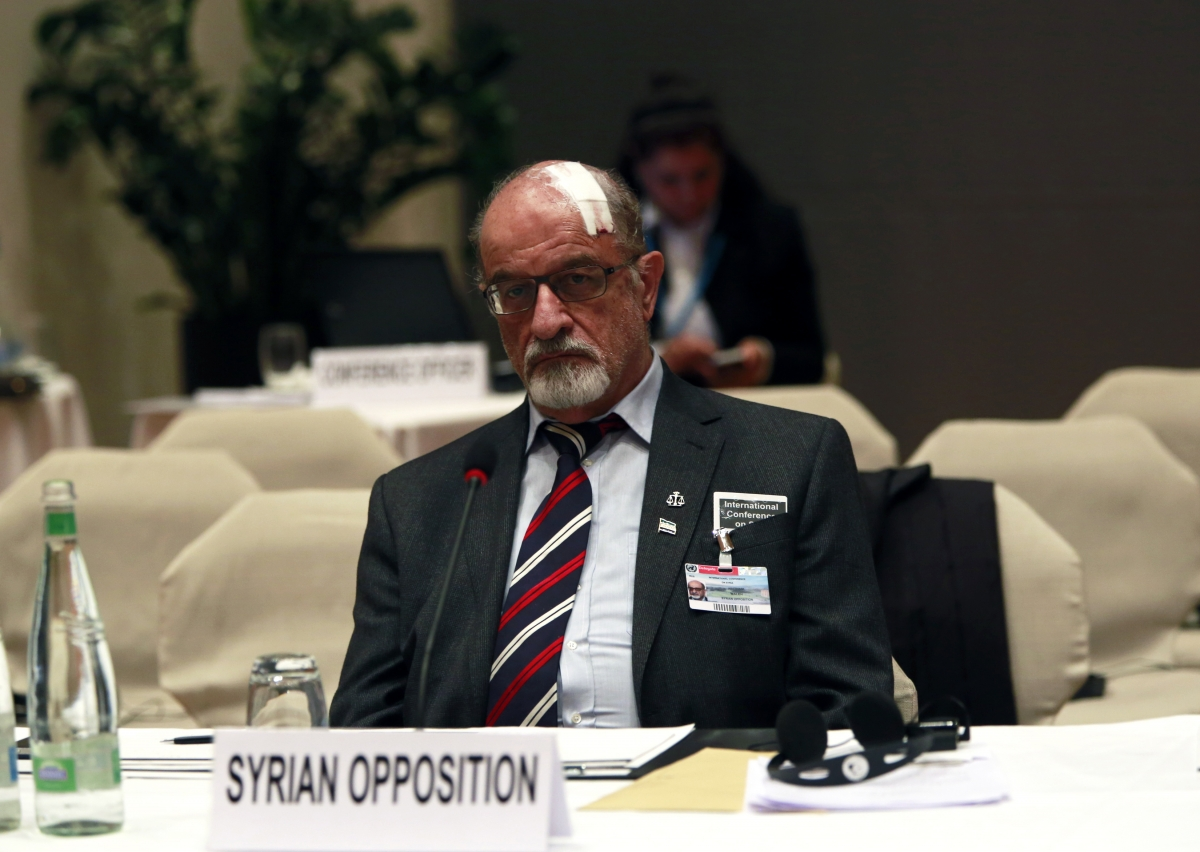 Syria Geneva 2 talks