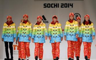 German Olympic Team Sochi