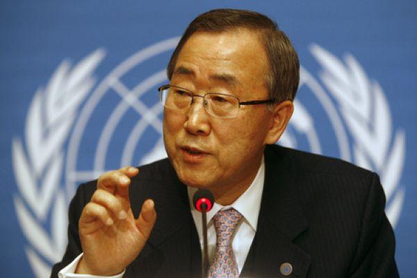 UN: Geneva II Constructive but Small Step Forward