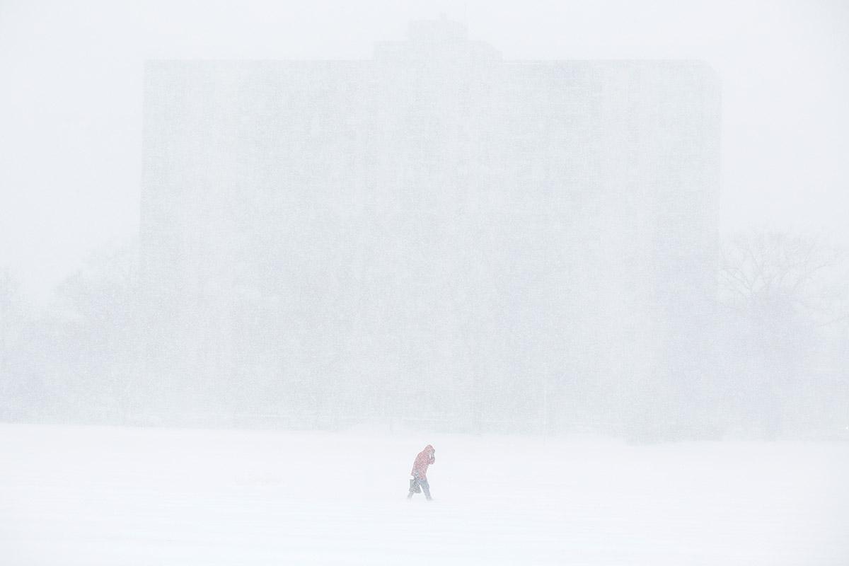 snow fog canada