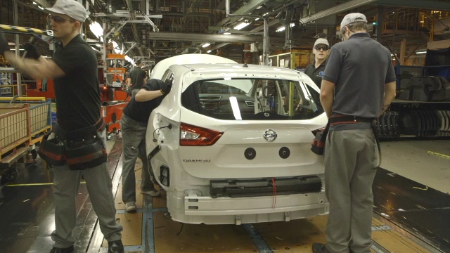 UK Produces One Car Every 20 Seconds on Strong Demand