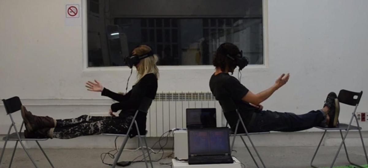 Oculus Rift Experiment