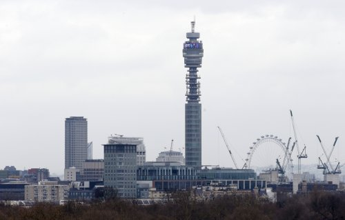 BT has achieved 1.4 Terabits per second broadband speeds in central London