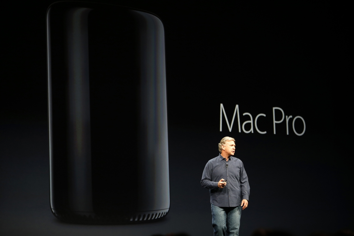 Phil Schiller and Mac pro