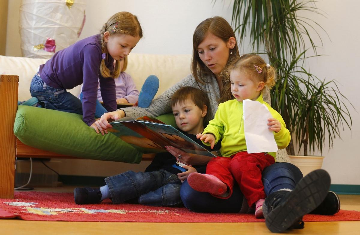 David Cameron Childcare Cuts