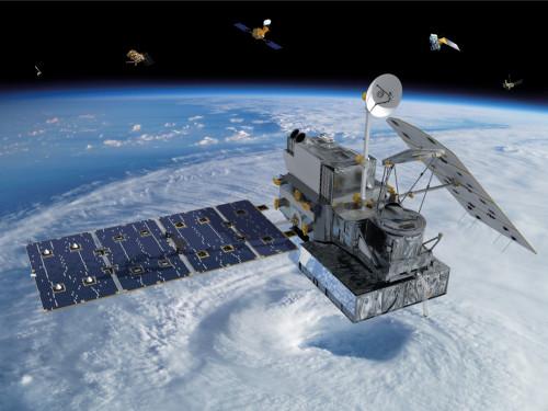 Global Precipitation Measurement (GPM) Core Observatory