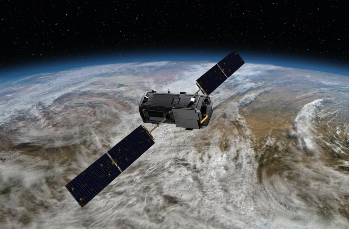 Orbiting Carbon Observatory (OCO)-2