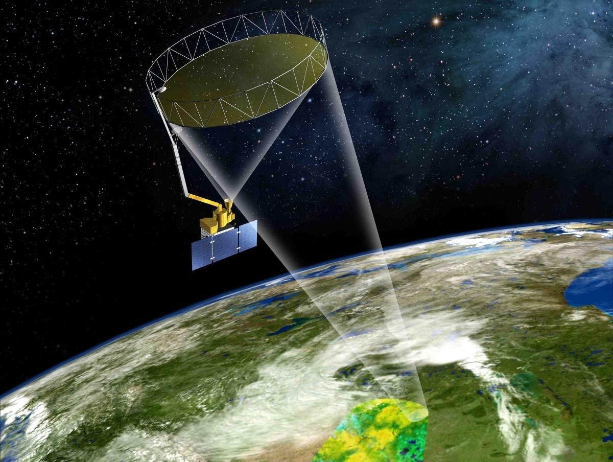 NASA's Soil Moisture Active Passive (SMAP)