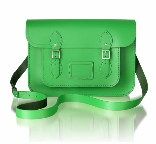 Mother-of-two Julie Deane and her mother Freda Thomas started The Cambridge Satchel Company in her kitchen in 2008