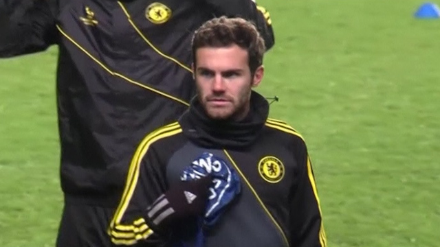 Man United's £37 Million Mata Bid Accepted