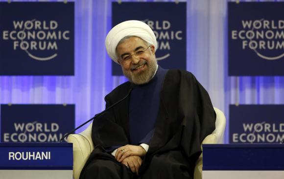 Hassan Rouhani,  World Economic Forum