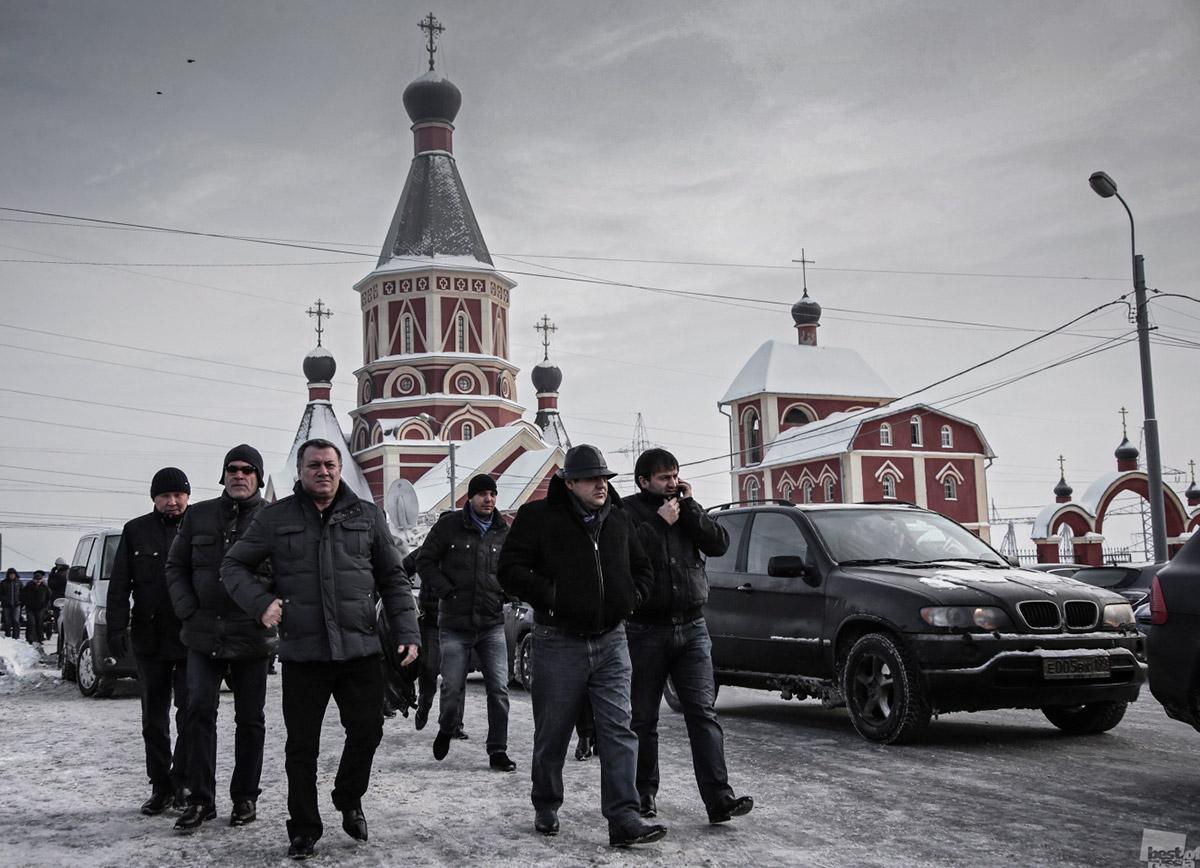 funeral mafia