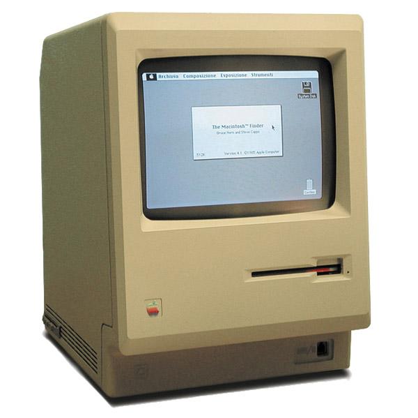 1984 - Macintosh 128k