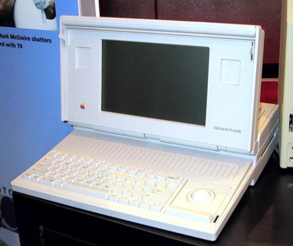 1989 - Macintosh Portable