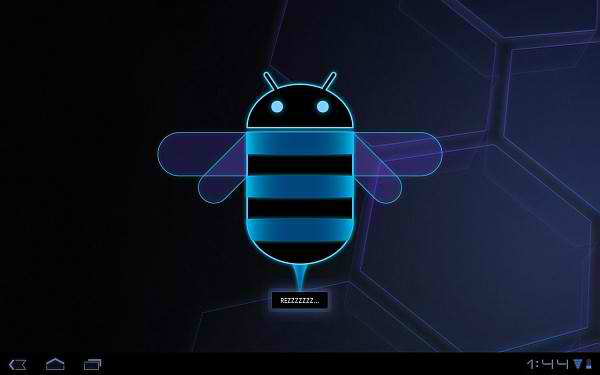 Tron: Legacy Bee – Android 3 (Honeycomb)
