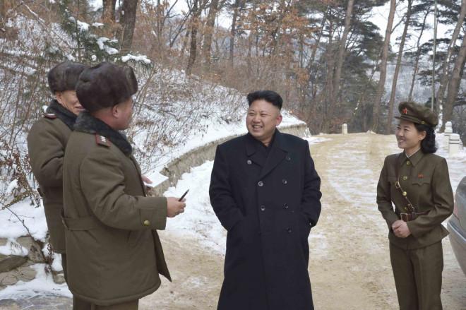 North Korea sends open letter to South Korea calling for talks