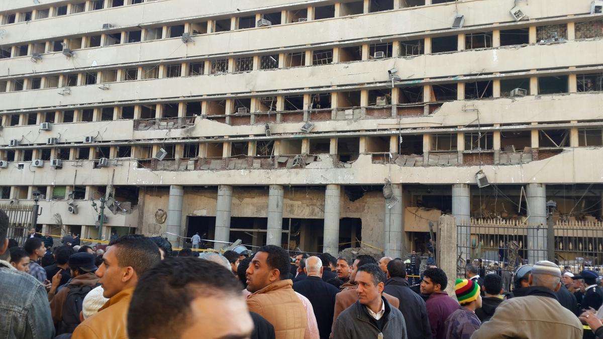 Cairo car bomb