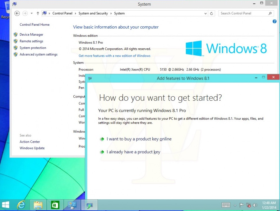 Windows 8.1 2014 update