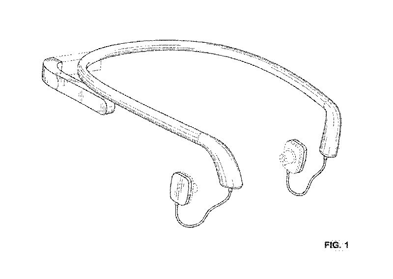 Google Glass Patent: Is this the new consumer version?