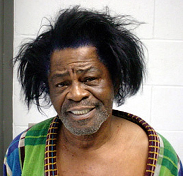 mugshot james brown