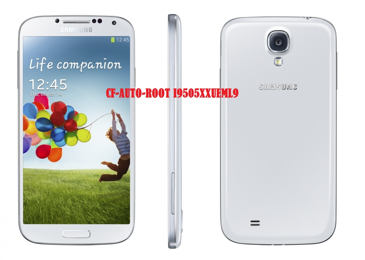 Root I9505XXUEML9 Android 4.3 Jelly Bean on Galaxy S4 LTE