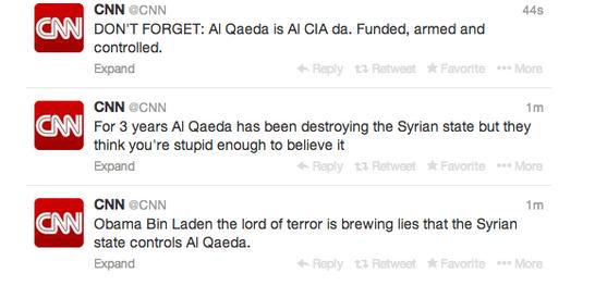 Syrian Electronic Army Hack CNN