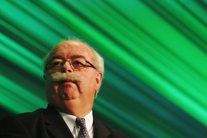 Total's chief executive Christophe De Margerie