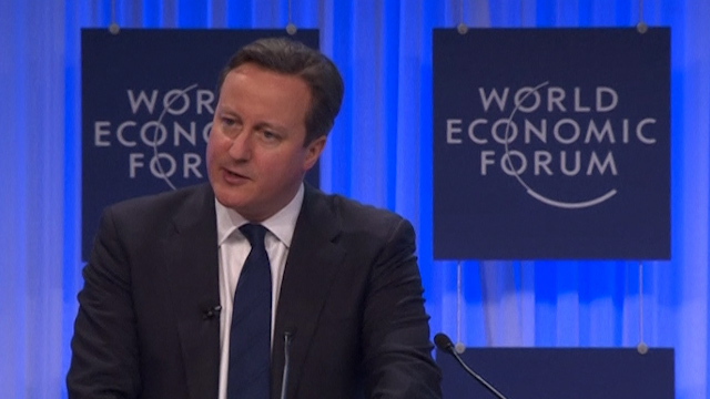 Cameron Pushes To Bring Western Firms Back From Asia