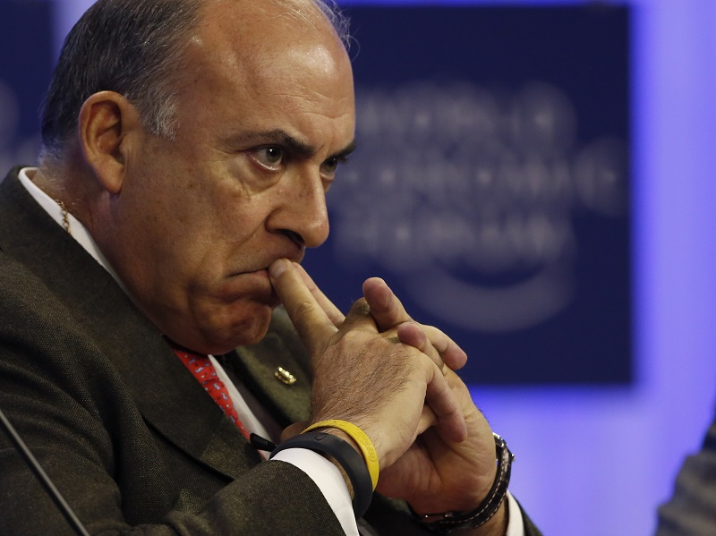 Muhtar Kent, chief executive officer of Coca-Cola